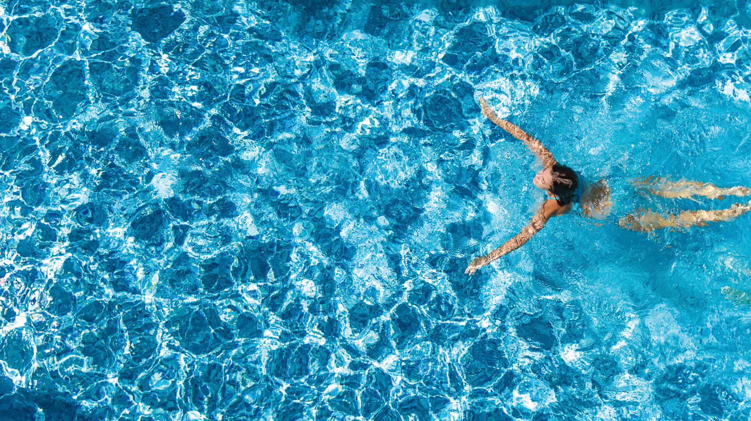 The benefits of a mineral pool swim system