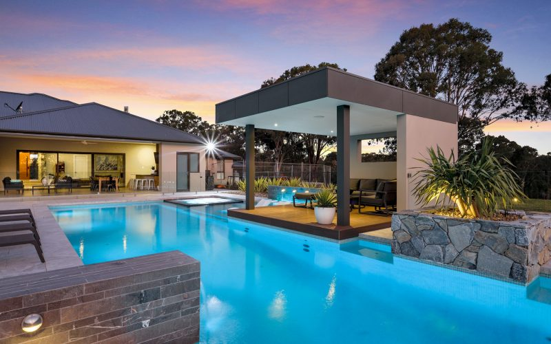 Aquastone Resort style pool