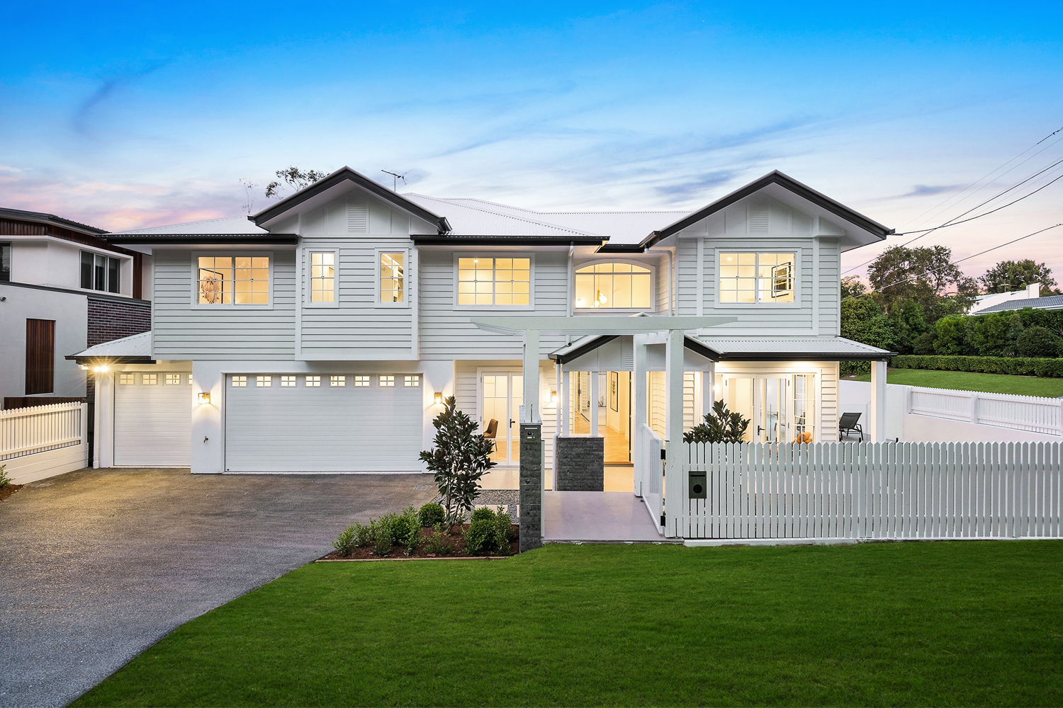 O'Shea & Sons Builders – Indooroopilly, QLD