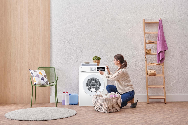 P-Series Washing Machine