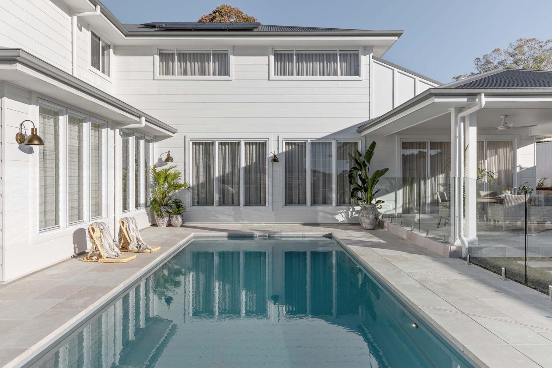 Alfresco Pool Design