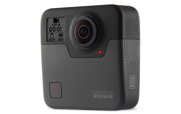 GO PRO FUSION 360 CAMERA NOW AVAILABLE