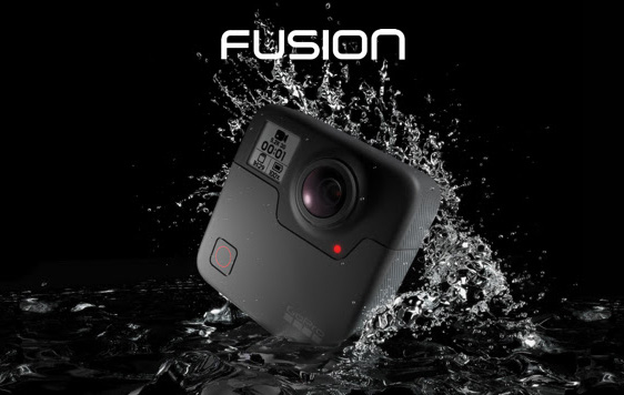 GO PRO FUSION 360 CAMERA NOW AVAILABLE - Dirt Action