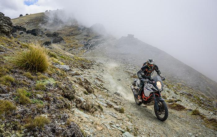 2017 KTM NZ Rallye 7