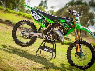 KX125 OPENER