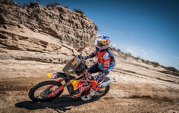 Toby Price - Red Bull KTM Factory Racing - Dakar Rally 2018 (1)
