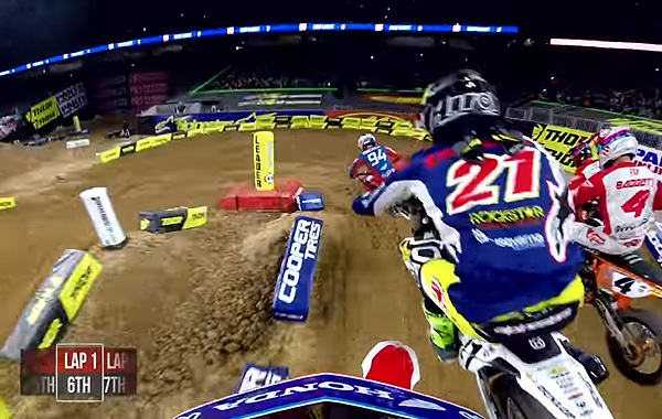 VIDEO | ON BOARD WITH COLE SEELY