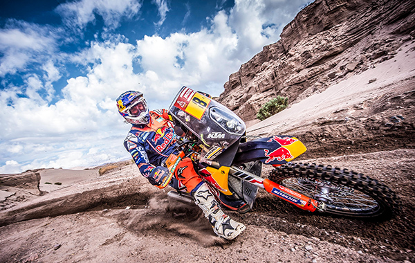 Toby Price - Red Bull KTM Factory Racing - Dakar Rally 2018 (2)