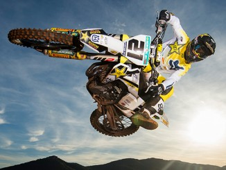Paulin #21 Rockstar Energy Husqvarna Factory Racing