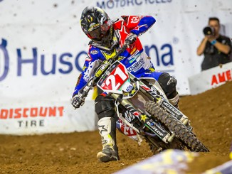 Anderson maintains his lead in 450 rider point standings_