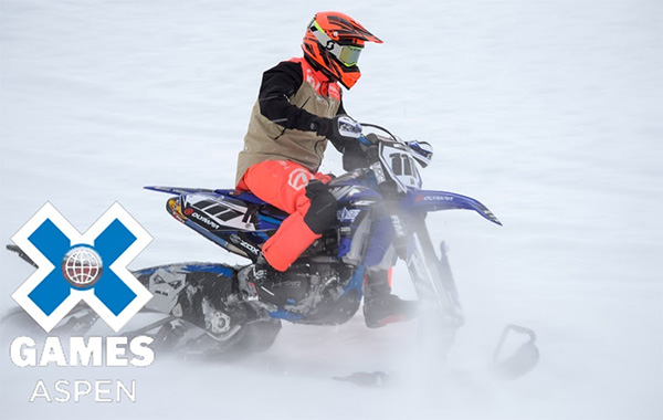 X GAMES | SNOW BIKECROSS FULL BROADCAST