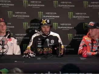 VIDEO | AMA 450SX PRESS CONFERENCE - Oakland