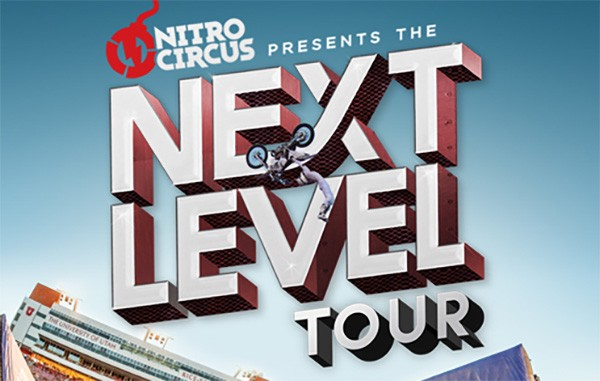 NITRO CIRCUS | NEXT LEVEL TOUR