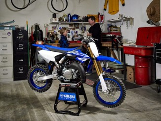Yamaha YZ65 Video