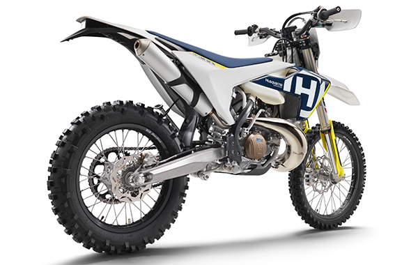 FOURTH CONSECUTIVE YEAR OF RECORD-BREAKING FOR HUSQVARNA MOTORCYCLES