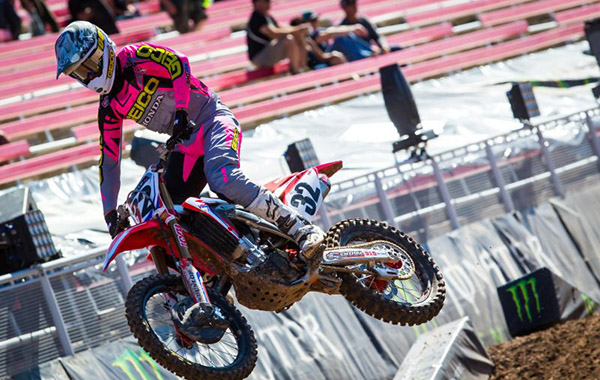 CHRISTIAN CRAIG TO FILL IN AT TEAM HONDA HRC