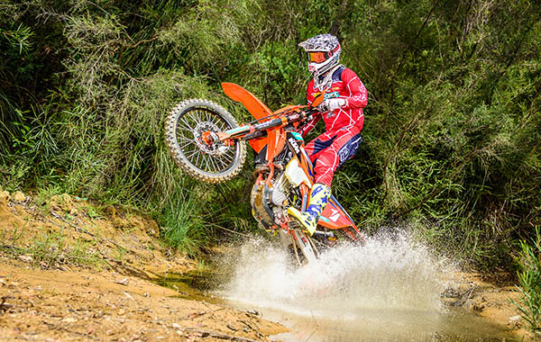 2018 KTM Enduro Race Team © Wilkins