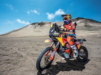 Toby Price Red Bull Ktm Factory Racing