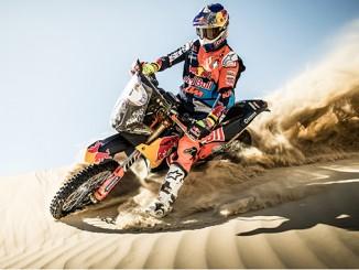 Toby Price Red Bull Ktm Factory Racing 2018 Abu Dhabi Desert Challenge