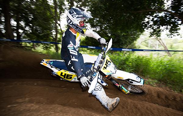 Husqvarna Enduro Racing Team Miva Rd1 © John Pearson6