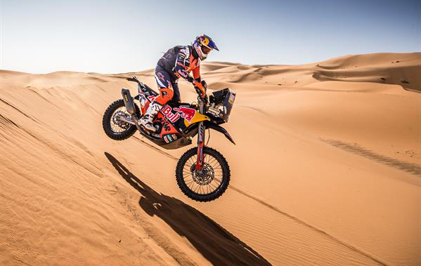 Toby Price Red Bull Ktm Factory Racing 2018 Merzouga Rally