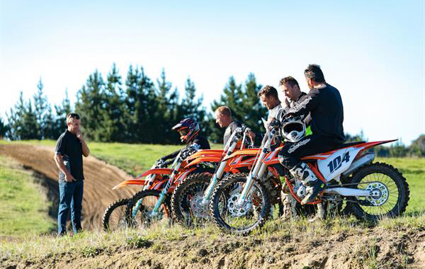 Ktm Nz Ben Townley Tours 1