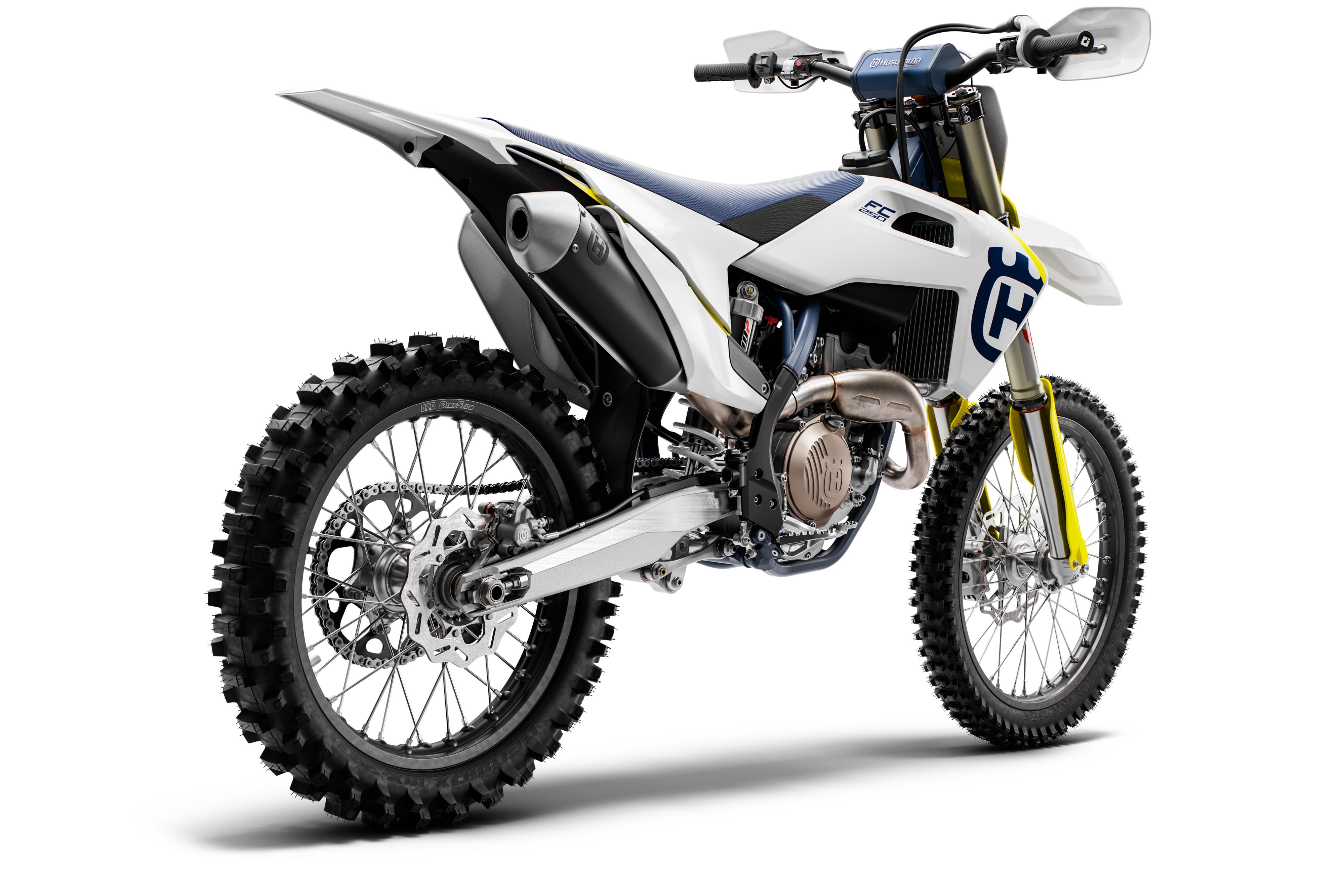 Husqvarna Motorcycles Fc 250 My19