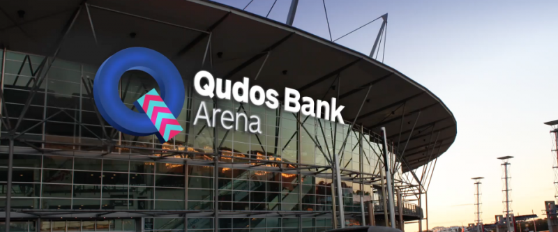 Qba Arena Sign
