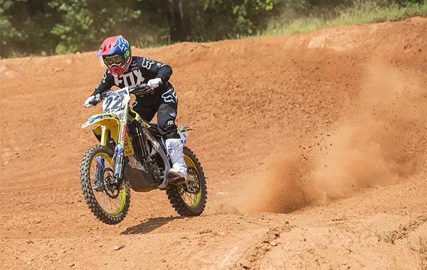 Chad Reed Action