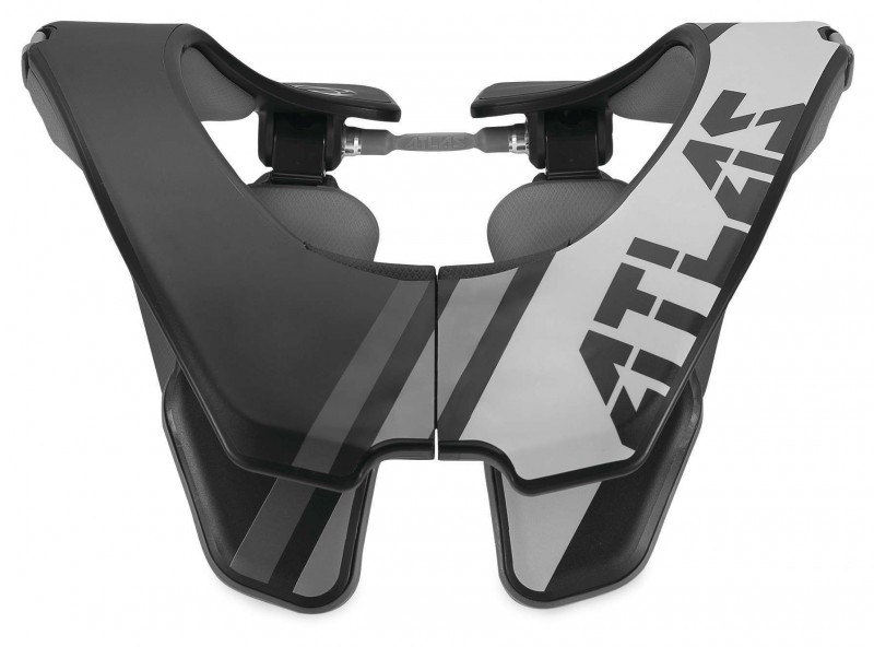 Atlas Neck Brace Atlas Air Brace Covert Covert Black