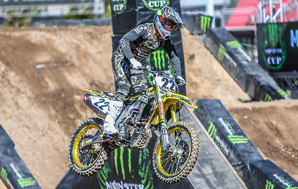 Chad Reed Feature