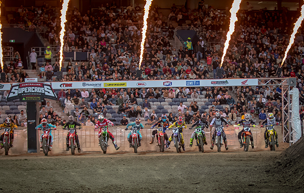 Supercross Feature