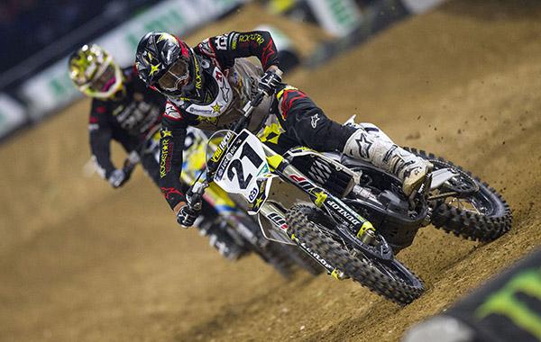 Jason Anderson – Rockstar Energy Husqvarna Factory Racing