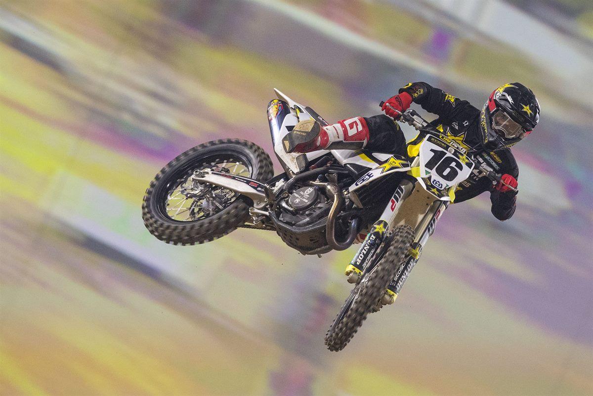 Zach Osborne – Rockstar Energy Husqvarna Factory Racing