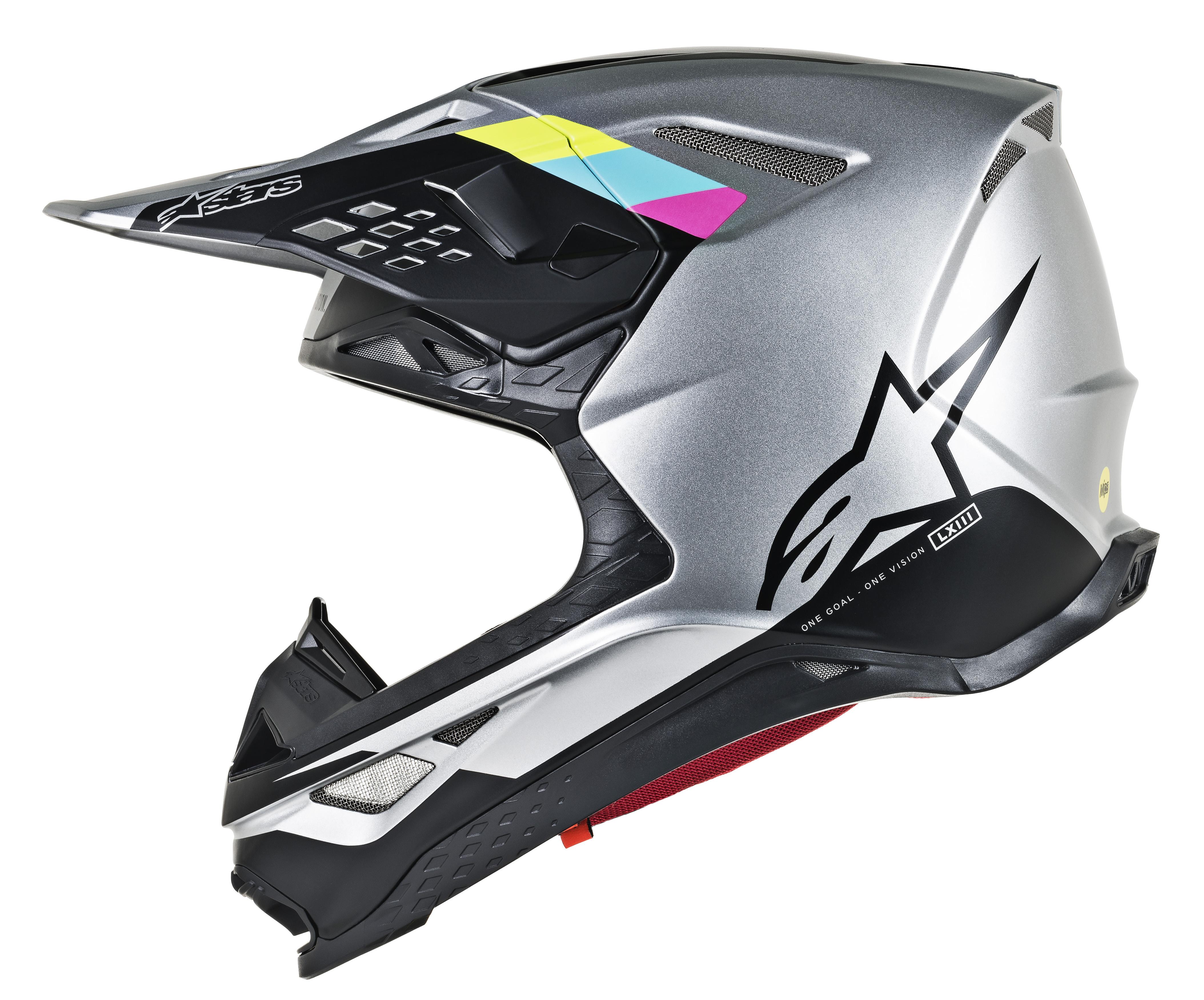 8300619 191 R2 Supertech S M8 Contact Helmet