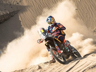 Toby Price Dakar Rally 2019 Stage 7
