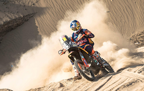 Toby Price Dakar Rally 2019 Stage 7