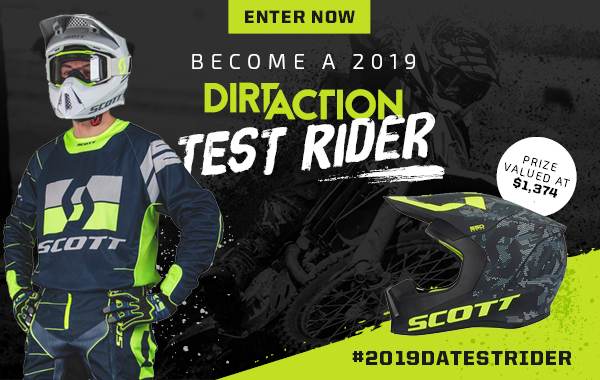 Da Test Rider Competition Website