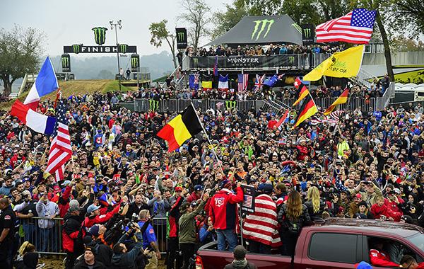 Spectators1 Motocross Of Nations Usa 2018