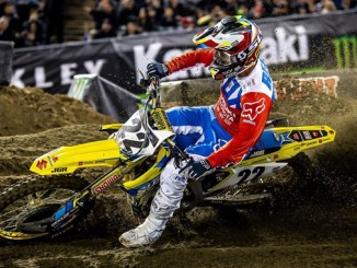 Chad Reed Oakland
