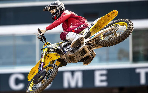 Chad Reed Seattle
