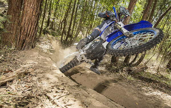 Wr450f Feature
