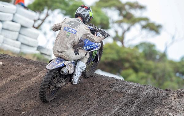 Luke Clout Cdr Yamaha