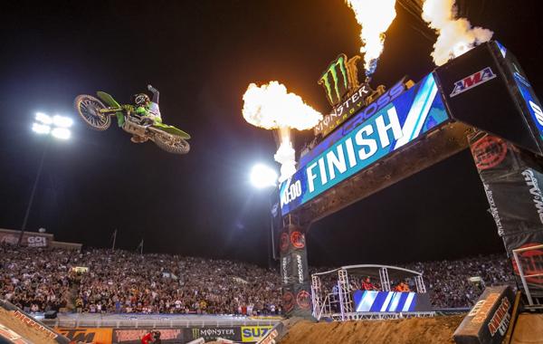 Ama Supercross Highlights