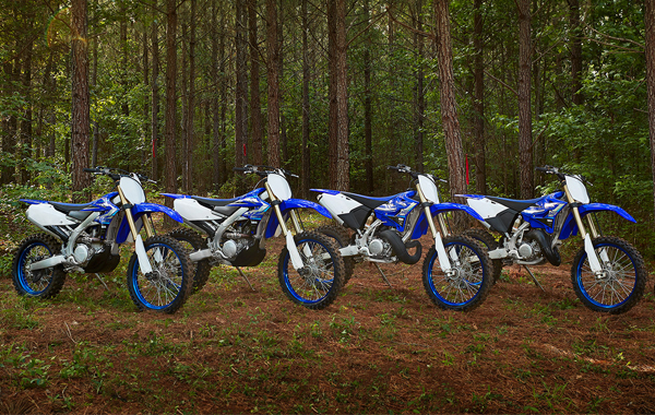 Yz Off Road 2020