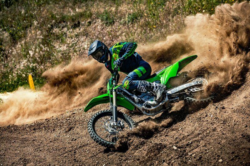 2020 Kawasaki Kx250 2