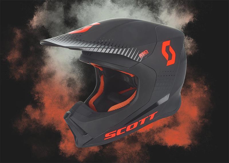 Scott Helmet 2