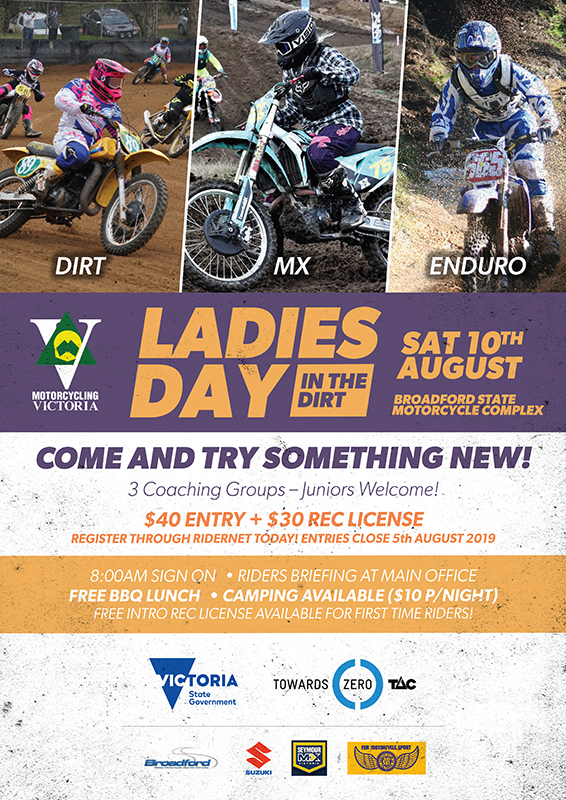 Mv Ladies Day Poster
