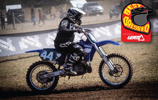 Paul Grant DirtBike Rider - Former Pro motocross Dirt Bike Racer