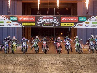 Aus Supercross Round One